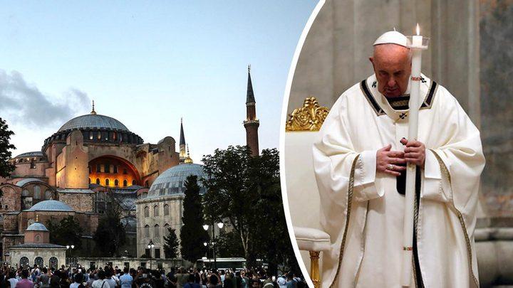 إصابة بكورونا داخل مقر إقامة البابا فرنسيس في الفاتيكان