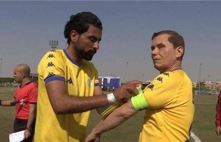 اللاعب المصري بهادر يدخل موسوعة غينيس