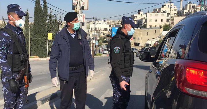 شرطة قلقيلية تفض 5 حفلات زفاف مخالفة لإجراءات الوقاية