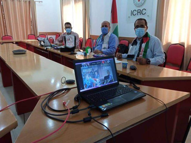 فلسطين تنال العضوية الكاملة في الاتحاد الدولي لكرة القدم البتر