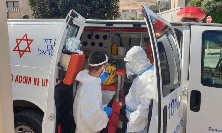 المجتمع العربي: 23 وفاة و1209 إصابات بفيروس كورونا خلال الأسبوع