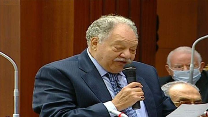 الفنان يحيى الفخراني يؤدي اليمين الدستورية نائبًا لمجلس الشيوخ