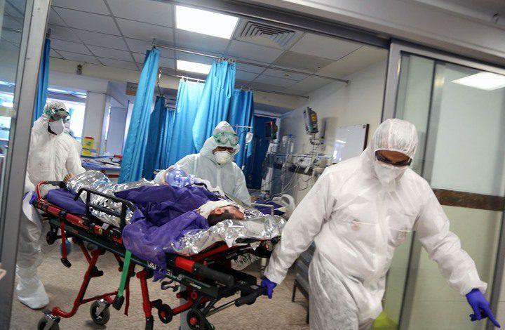 حالة وفاة و 119 اصابة جديدة بكورونا في غزة