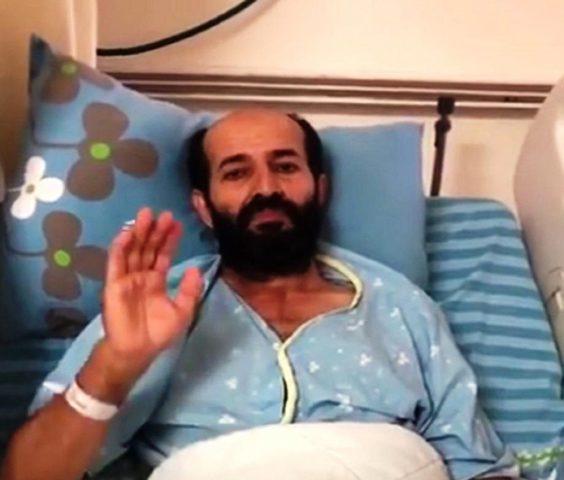 الأسير الأخرس مستمر بإضرابه عن الطعام لليوم الـ( 84) على التوالي