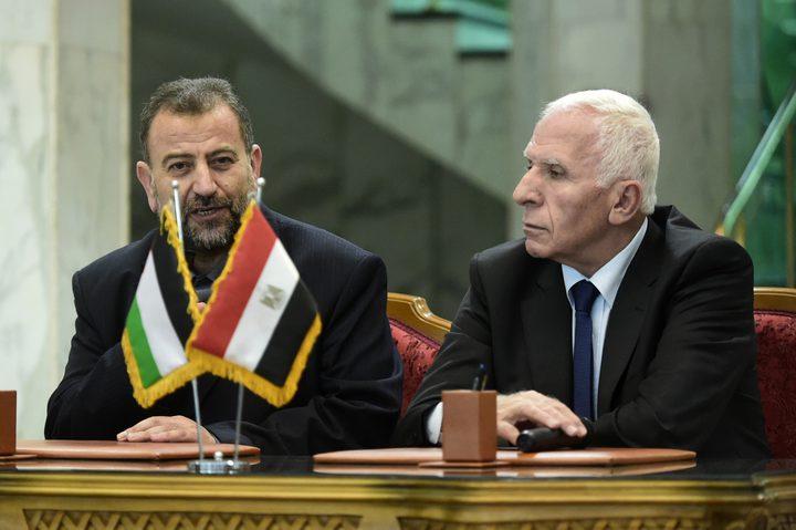 خلف يكشف أسباب التباطؤ في دفع عجلة المصالحة الفلسطينية