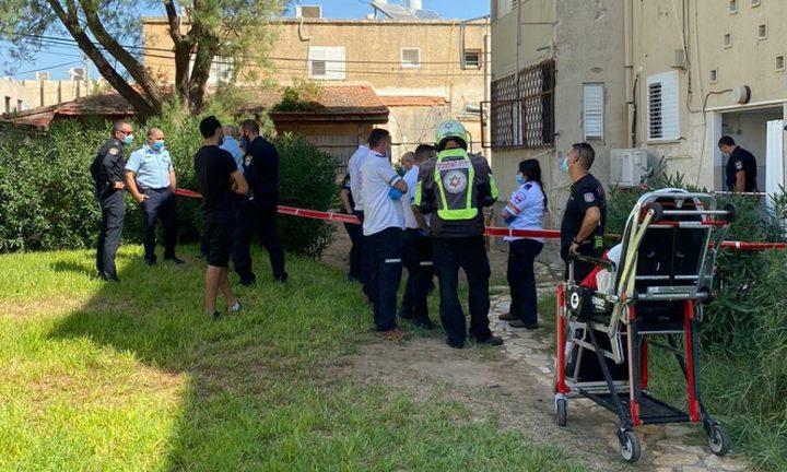 مقتل شابة واعتقال زوجها في حيفا