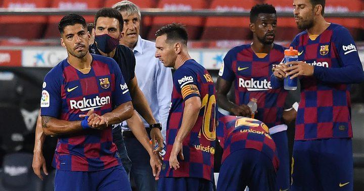 مقترح بارتوميو يزعج لاعبي برشلونة