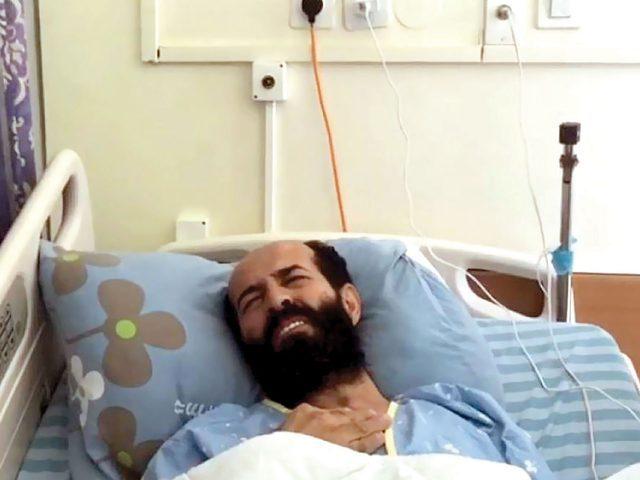 الأسير الأخرس يرفض عرضاً إسرائيلياً مقابل وقف إضرابه عن الطعام