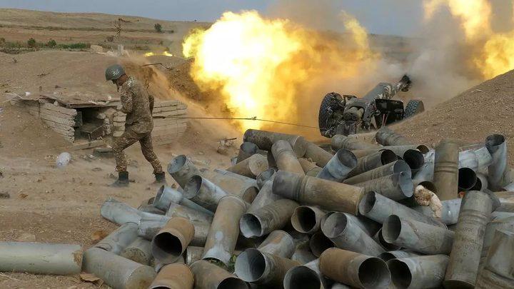 ارمينيا تسأل عن استخدام تركيا لأسلحة الناتو في معارك قره باغ
