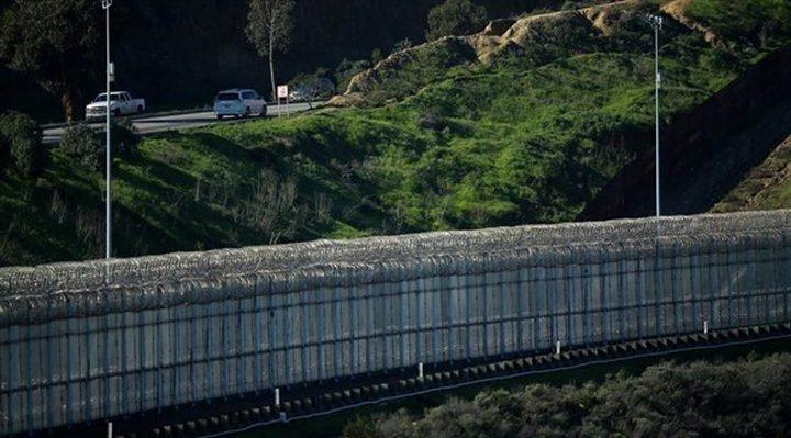 استئناف طلبات ترامب بشأن السياج الحدودي مع المكسيك