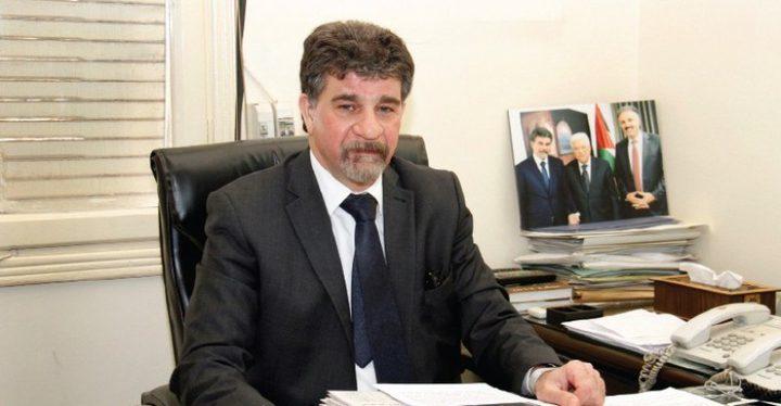 السفير عبد الهادي يبحث مع السفير الصيني لدى سوريا آخر المستجدات
