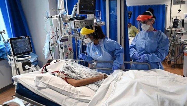 فرنسا:269 مصاباً بفيروس كورونا داخل أقسام العناية خلال الـ24 ساعة