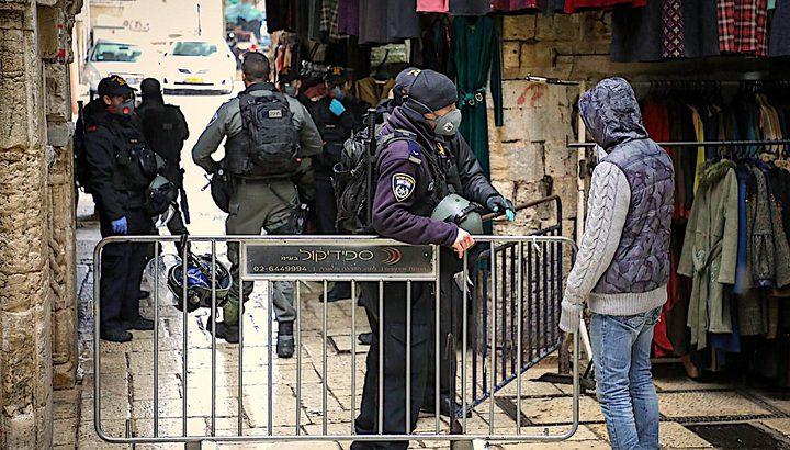 عضو لجنة طوارئ القدس: تفاؤل حذر جراء إنخفاض اصابات كورونا