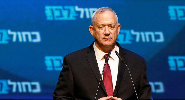"""غانتس:""""لقد غيرنا سياسة عملنا ضد قطاع غزة.. لا شيء مقبول بعد الآن"""""""