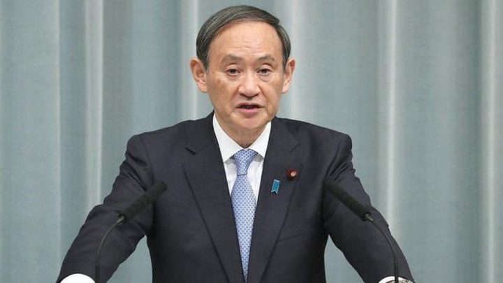 سوغا: نسعى لاتخاذ قرار سريع بشأن التخلص من مياه فوكوشيما الملوثة