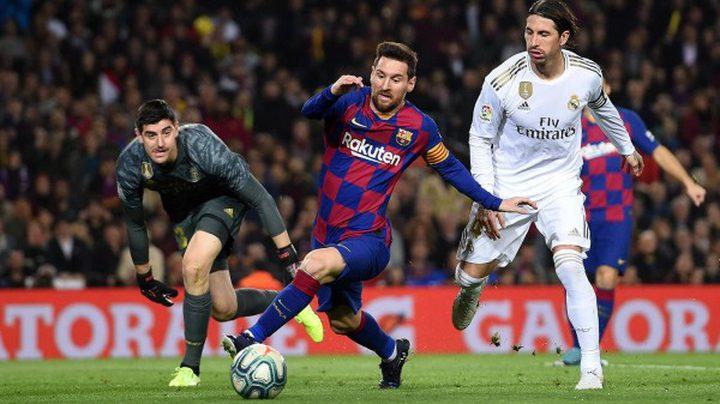 ريال مدريد وبرشلونة يقدمان عرضين لمهاجم يوفنتوس