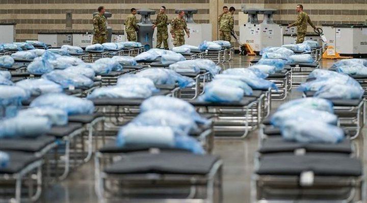 أمريكا تسجل 300 ألف وفاة إضافية خلال الجائحة