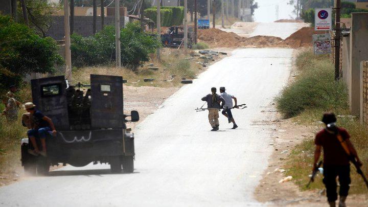 اتفاق طرفي الصراع في ليبيا لسلسلة اتفاقات