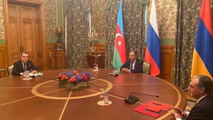 موسكو ترحب بعقد اجتماع بين أرمينيا وأذربيجان