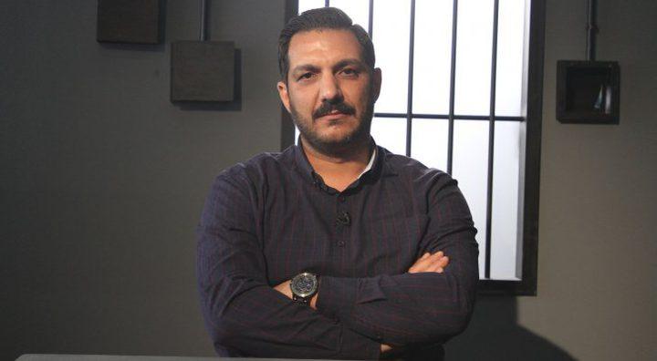 المذيع معاذ العمري يعترف بقطع الاتصال عن أحلام التميمي
