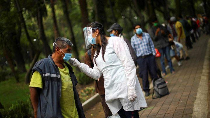 المكسيك.. وفيات كورونا تتجاوز 10% من عدد الإصابات