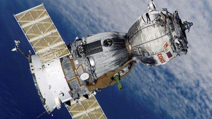 """هبوط المركبة """"سويوز إم إس-16"""" على الأرض"""