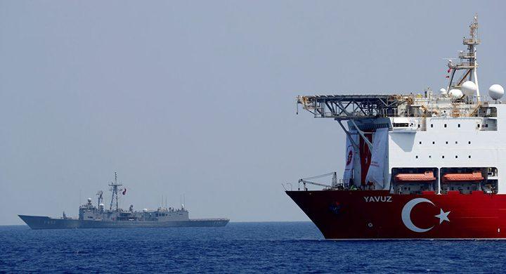 تركيا تمدد التنقيب في مياه شرق المتوسط حتى 27 أكتوبر