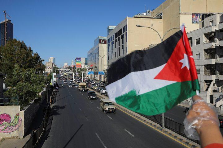"""الأردن يسجل 38 وفاة و2821 إصابة جديدة بـ""""فيروس كورونا"""""""