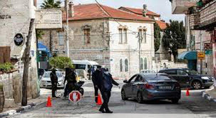 إغلاق قرية حوسان غرب بيت لحم لمدة أسبوع