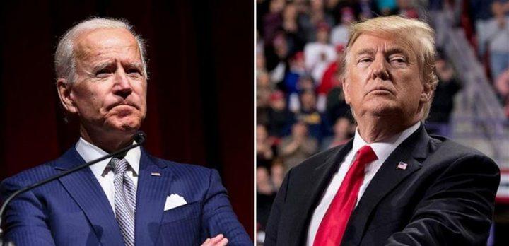 بايدن يتقدم بـ7.5 نقطة على ترامب في السباق الرئاسي الأميركي