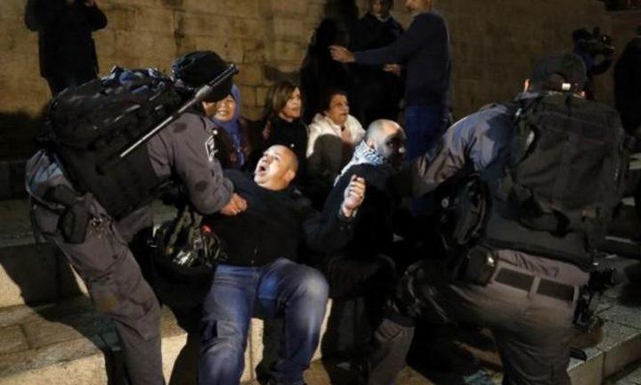 اعتقالات ومداهمات في القدس والضفة