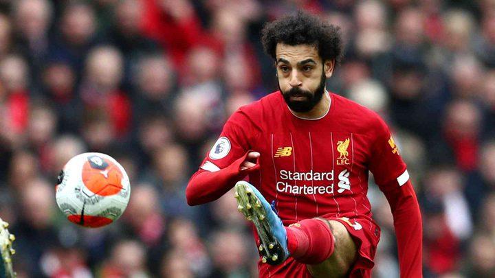 الدولي المصري محمد صلاح يواصل تدريباته مع ليفربول