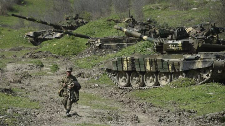 روسيا تدعو لسحب المسلحين الأجانب فورا من قره باغ