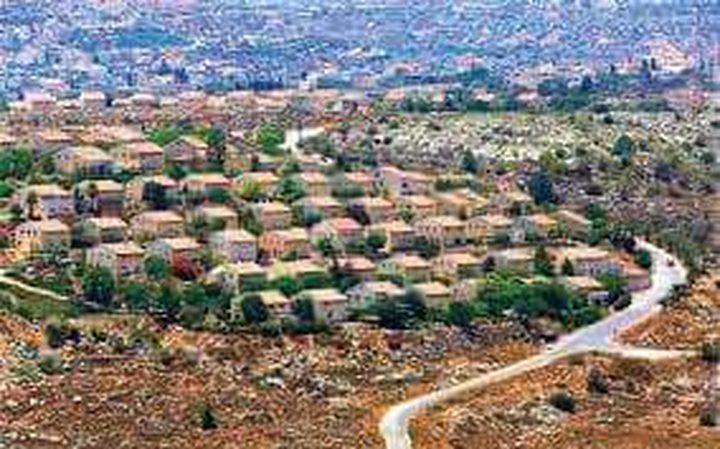 خبير بشؤون الاستيطان: الاحتلال يسعى لعزل 60% من اراضي الضفة