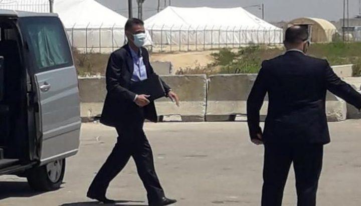وفد من حماس يغادر غزة لمصر لبحث ملفات هامة