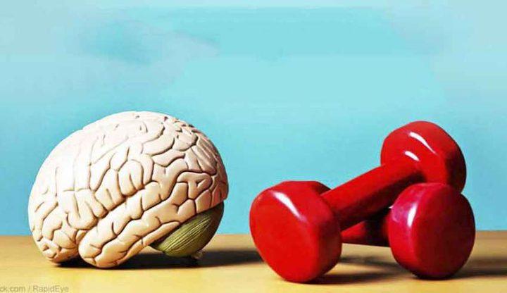 دراسة: التمارين الرياضية القاسية تؤثر على عمل الدماغ