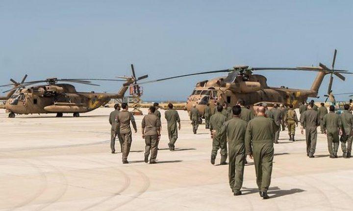 جيش الاحتلال يجري مناورة عسكرية تحاكي حربا على عدة جبهات