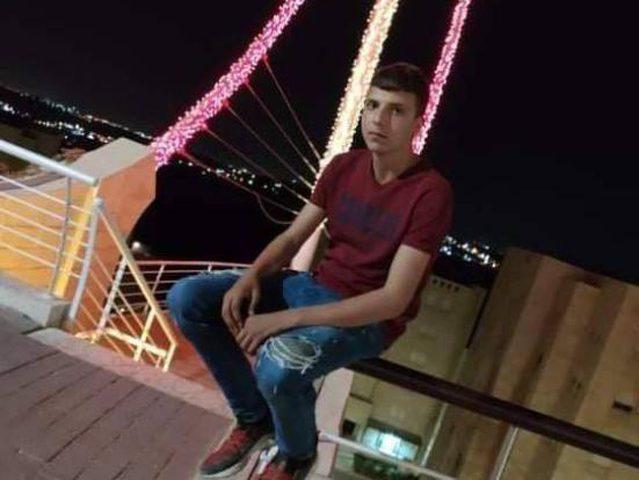 استشهاد شاب من محافظة نابلس بالقرب من ترمسعيا