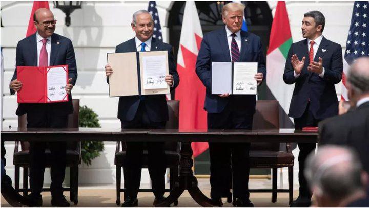 حكومة الاحتلال تصادق على اتفاقية التطبيع مع البحرين