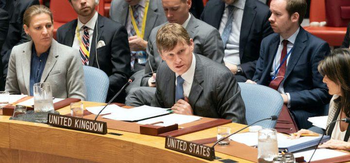 المملكة المتحدة: الاستيطان ينتهك القانون الدولي