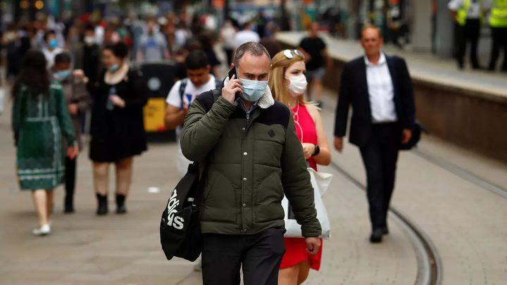 20890 إصابة جديدة بفيروس كورونا في بريطانيا