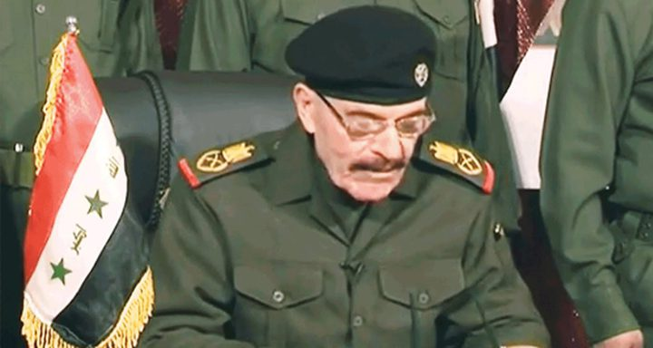عزت الدوري يتحدث عن خطئية احتلال الكويت