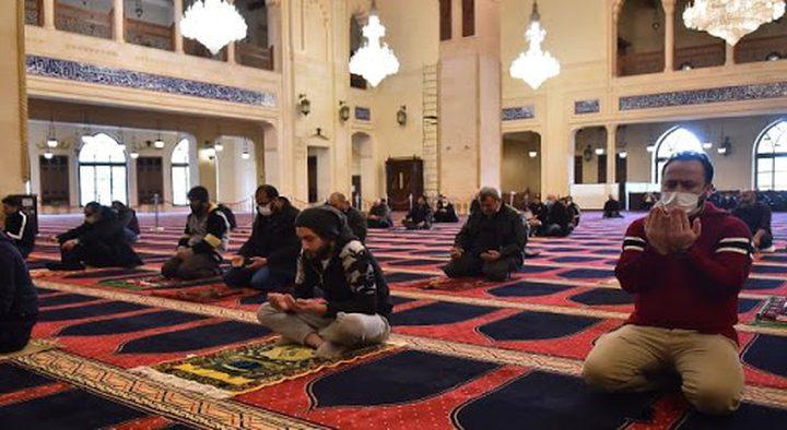 """اغلاق مسجدبدير البلح لمدة 48 ساعة بسبب """"كورونا"""""""
