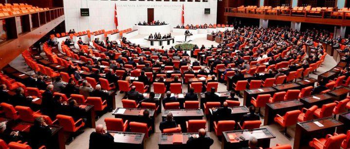 البرلمان التركي يستنكر  بشدة تصريحات الرئيس الفرنسي ماكرون