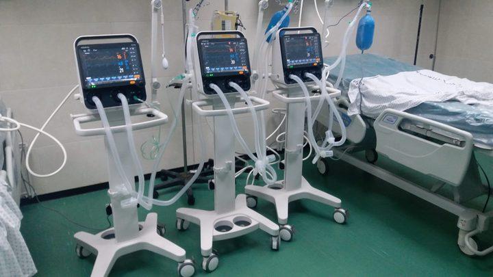 ألمانيا تسلم الصحة 50 جهاز تنفس اصطناعي