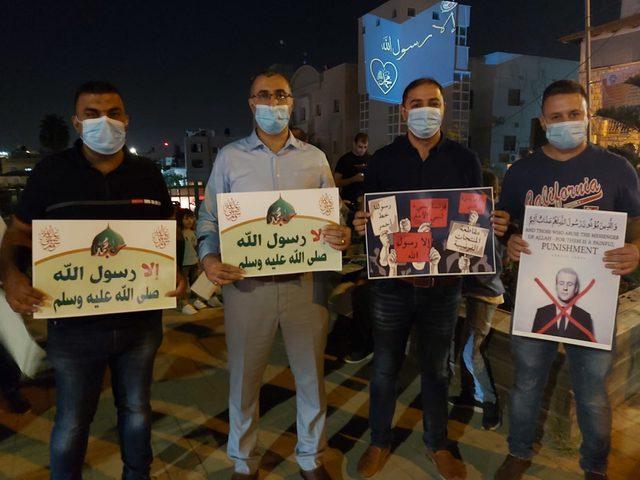 تنظيم وقفتين احتجاجيتين ضدّ الإساءة للنبي في الناصرة وكفركنا