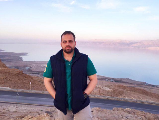 قوات الاحتلال تعتقل المخرج عبد الرحمن الظاهر من نابلس