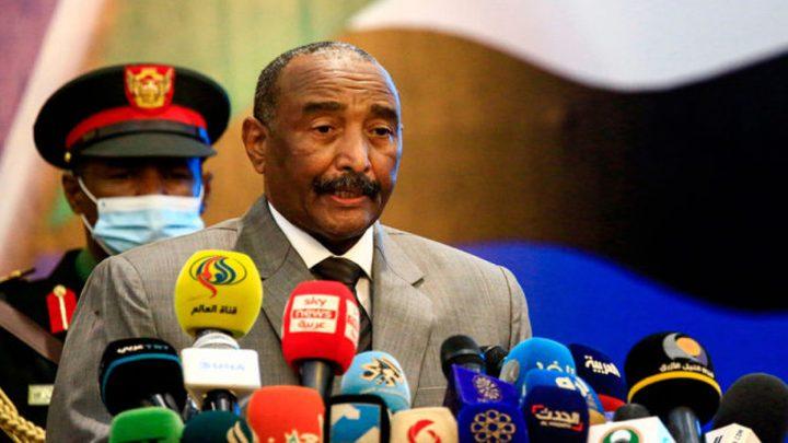 البرهان يؤكد: التطبيع مرتبط برفع اسم السودان من قائمة الإرهاب