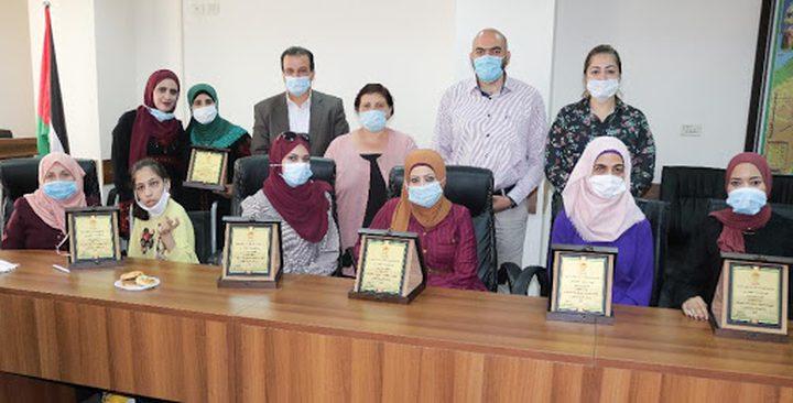 وزارة العمل تكرم 11 امرأة ريادية