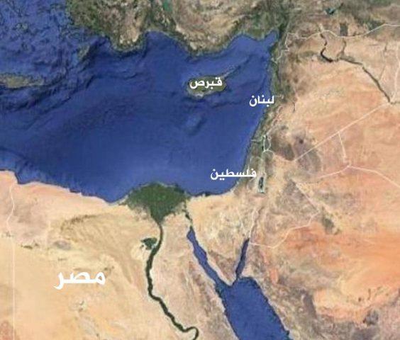 مصر توافق على ترسيم الحدود مع فلسطين